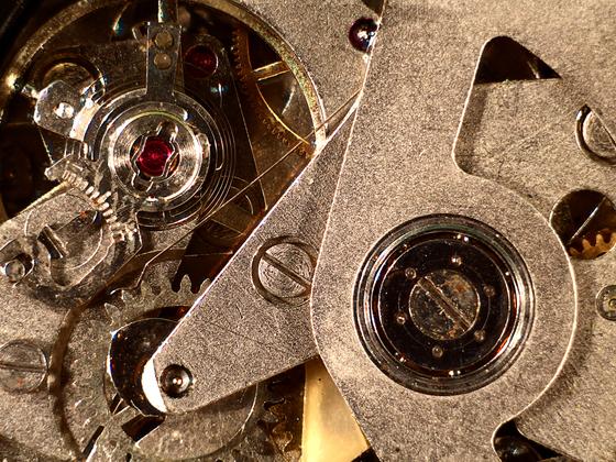 Automatik-Chronograph