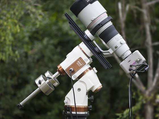 Astronomische Montierung