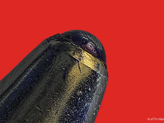 Kugelschreiberspitze