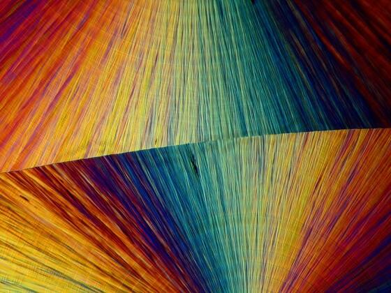 Polyethylenglykol 4000 polarisiert