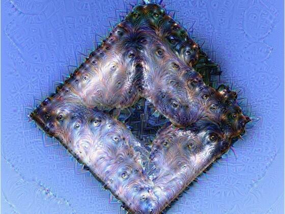 Kochsalzkristall nach Kontamination mit Kokain;-)