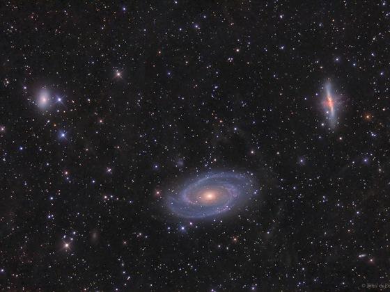 M81 und M82